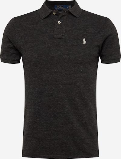 POLO RALPH LAUREN T-Shirt 'SSKCSLM1-SHORT SLEEVE-KNIT' en noir, Vue avec produit
