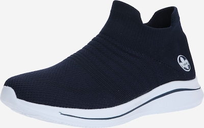RIEKER Slip On in navy / weiß, Produktansicht