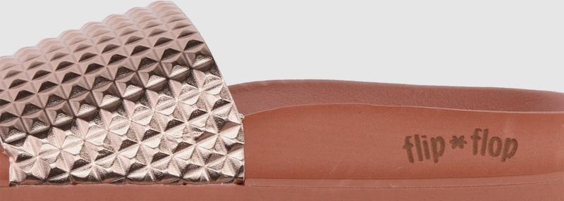 FLIP*FLOP Pantolette pool tile Verschleißfeste billige Schuhe