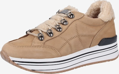 SCAPA Sneaker in taupe, Produktansicht