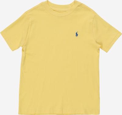 POLO RALPH LAUREN Shirt 'SS CN-TOPS' in gelb, Produktansicht
