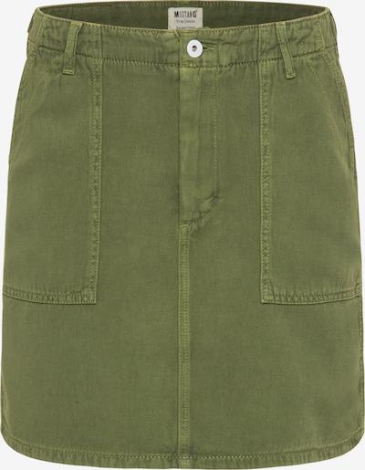 MUSTANG Rock ' Summer Cargo Skirt ' in grün, Produktansicht