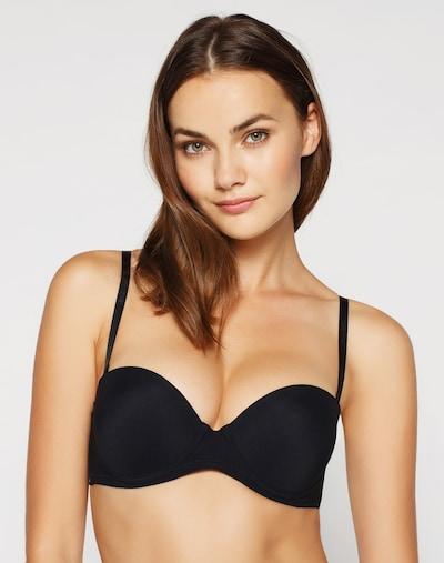 Calvin Klein Underwear Podprsenka - čierna: Pohľad spredu