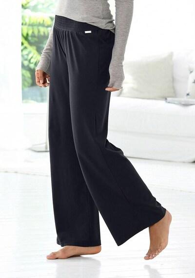 LASCANA Pyjamabroek in de kleur Zwart, Productweergave