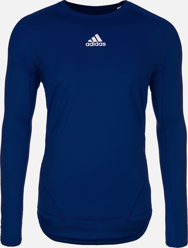 ADIDAS PERFORMANCE Trainingsshirt in navy, Produktansicht