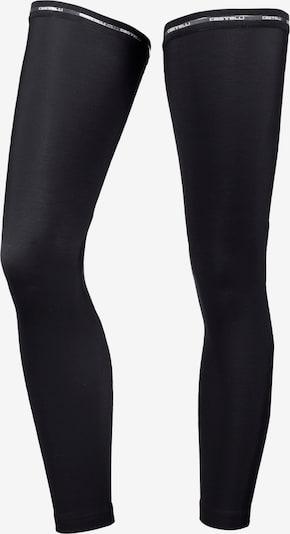 CASTELLI Beinlinge 'Nano Flex' in schwarz / weiß, Produktansicht