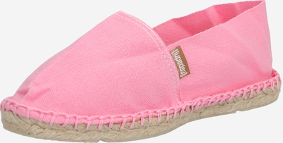 espadrij l´originale Espadrilles 'Classic' in pink, Produktansicht