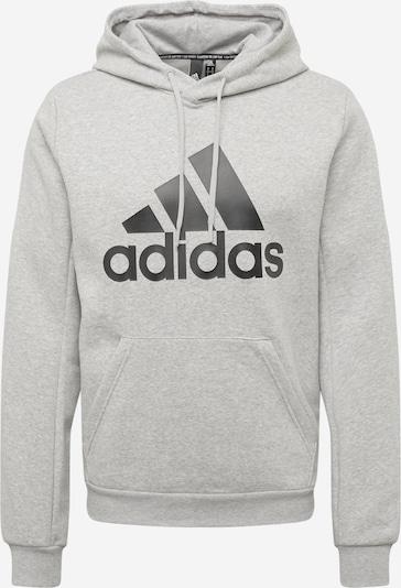 ADIDAS PERFORMANCE Sweatshirt in grau / schwarz, Produktansicht