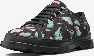CAMPER Chaussure de sport à lacets 'Brutus' en beige / bleu / noir, Vue avec produit