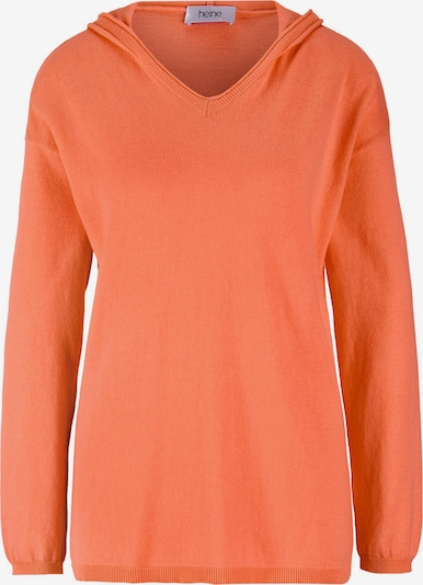 heine Sweater in Coral, Item view