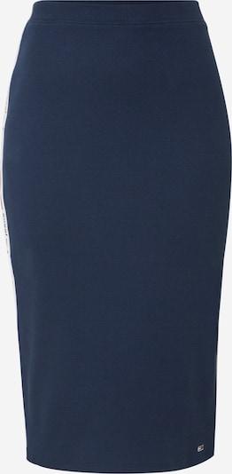 Fustă Tommy Jeans pe navy, Vizualizare produs
