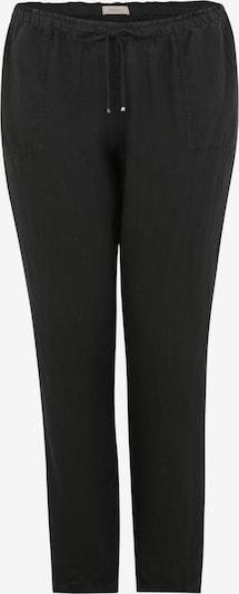 TRIANGLE Jeans in black denim, Produktansicht