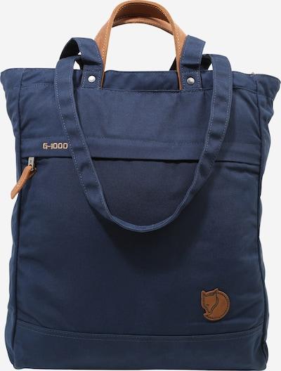 Fjällräven Rucksack 'No.1' in blau, Produktansicht