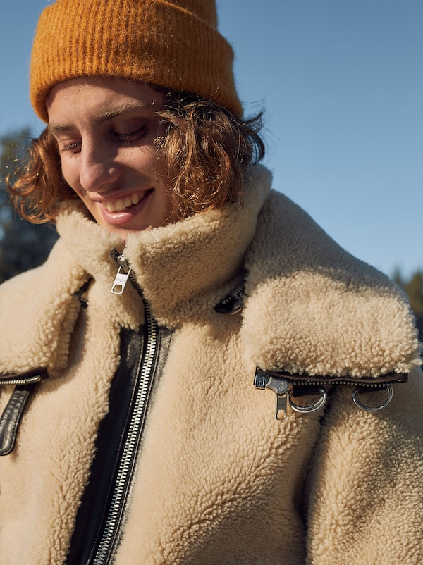 Shearling : Jacken | ABOUT YOU