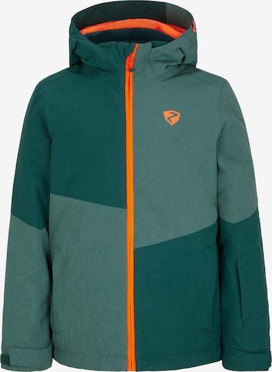 ZIENER Skijacke 'Abian' in grün, Produktansicht