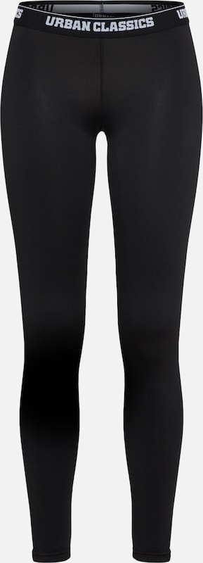 Classics Urban Zwart Leggings Sports' In 'ladies 6gYyvbf7