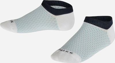 FALKE Sneakersocken in dunkelblau / mint / weiß, Produktansicht