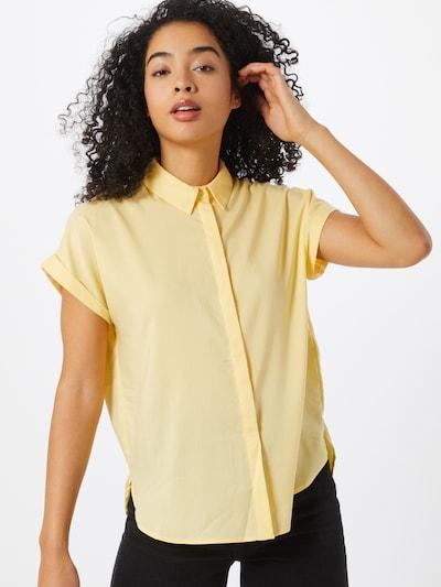 VERO MODA Bluse 'Tanya' in gelb, Modelansicht
