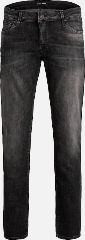 JACK & & & JONES Jeans 'Tim 264' in schwarz denim  Große Preissenkung 403d0c