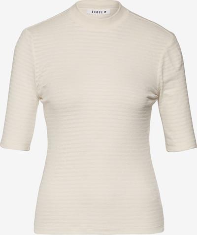 EDITED T-shirt 'Jamia' en blanc cassé, Vue avec produit