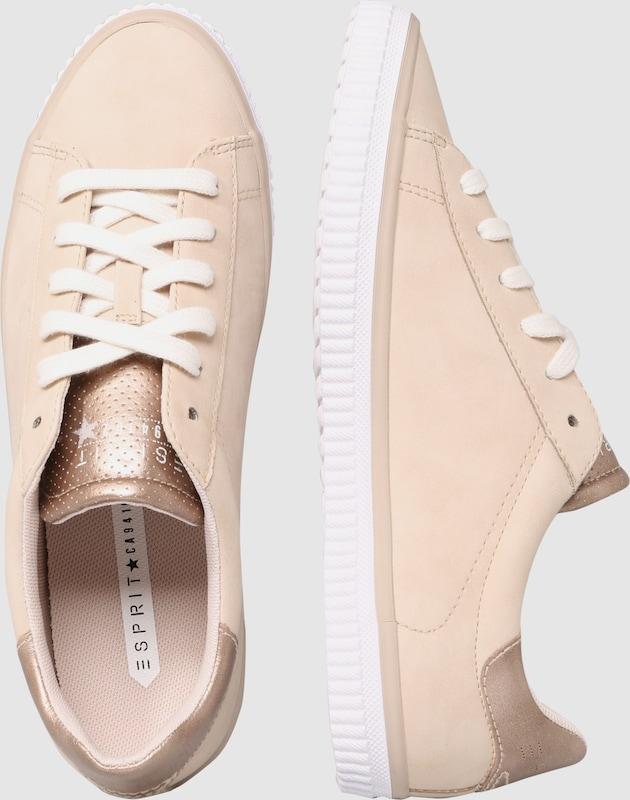 ESPRIT Flacher Sneaker 'Riata'