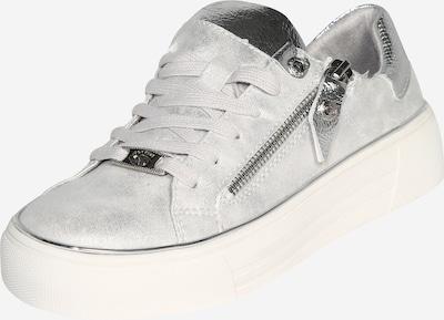 Dockers by Gerli Sneakers laag in de kleur Zilver, Productweergave