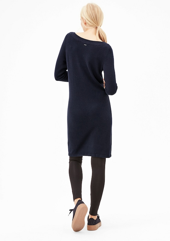 S.oliver Red Label Casual Dress In Fine Trick
