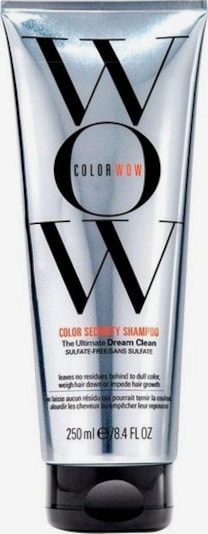 Color WOW Haarshampoo 'Color Security' in schwarz / weiß, Produktansicht