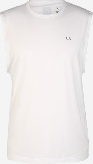 Calvin Klein Performance Funkční tričko - bílá, Produkt