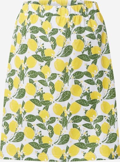 Degree Sukňa 'Zitroner' - žltá / zelená / biela, Produkt