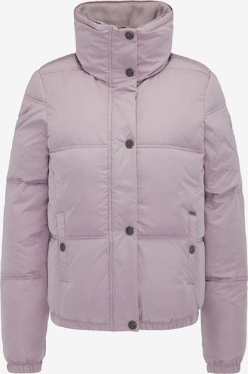 DREIMASTER Winterjas in de kleur Poederroze, Productweergave