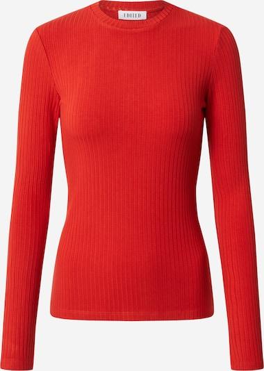 EDITED Majica 'Ginger' | rdeča barva, Prikaz izdelka