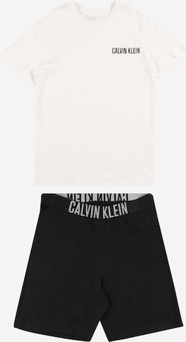 Calvin Klein Underwear Pidžaama, värv valge