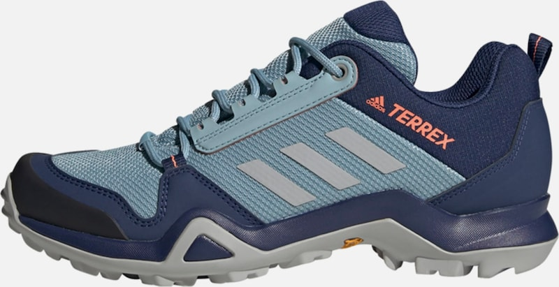 ADIDAS PERFORMANCE Outdoorschuh in blau / hellblau, Produktansicht