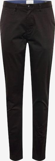 SCOTCH & SODA Pantalon chino 'Stuart' en noir: Vue de face