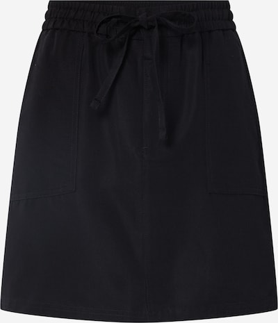 Urban Classics Seelik 'Ladies Viscose Twill Skirt' must, Tootevaade