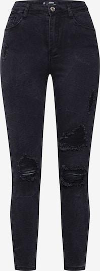 Missguided Kavbojke | črna barva, Prikaz izdelka