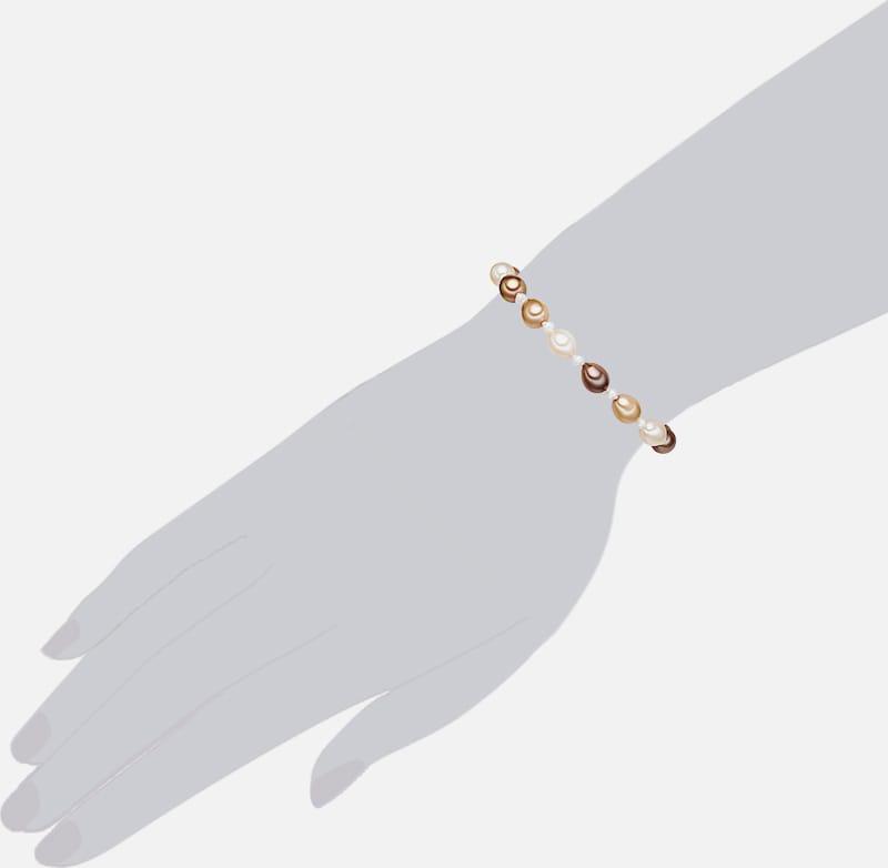 Valero Pearls Armband aus Süßwasser-Zuchtperlen
