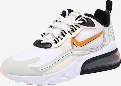 Sneaker low 'AIR MAX 270 REACT LX' Nike Sportswear pe portocaliu / negru / alb, Vizualizare produs
