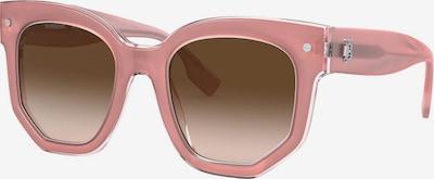 Ochelari de soare BURBERRY pe roz / negru, Vizualizare produs
