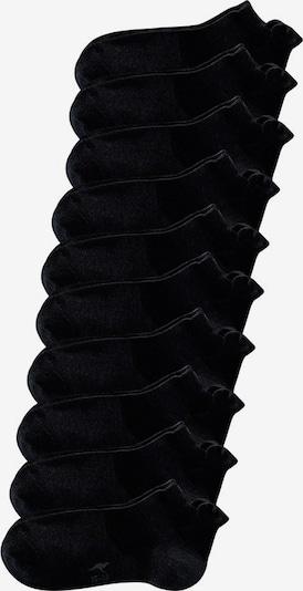 KangaROOS Sneakersocken (10 Paar) in schwarz, Produktansicht