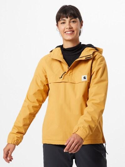 sárga Carhartt WIP Átmeneti dzseki 'Nimbus': Elölnézet