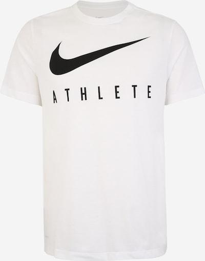 NIKE Koszulka funkcyjna 'ATHLETE' w kolorze czarny / białym, Podgląd produktu