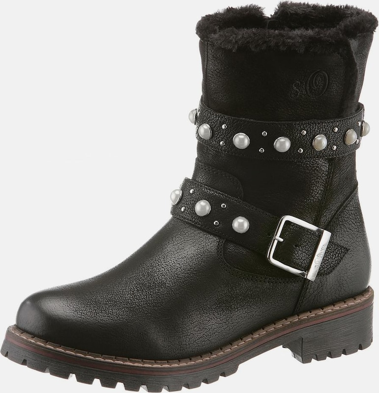 s.Oliver RED LABEL Winterstiefelette