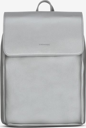 Expatrié Rugzak 'Noelle' in de kleur Zilver, Productweergave