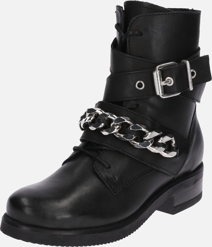 En Noir Bottines Ps Poelman rdBoCxe