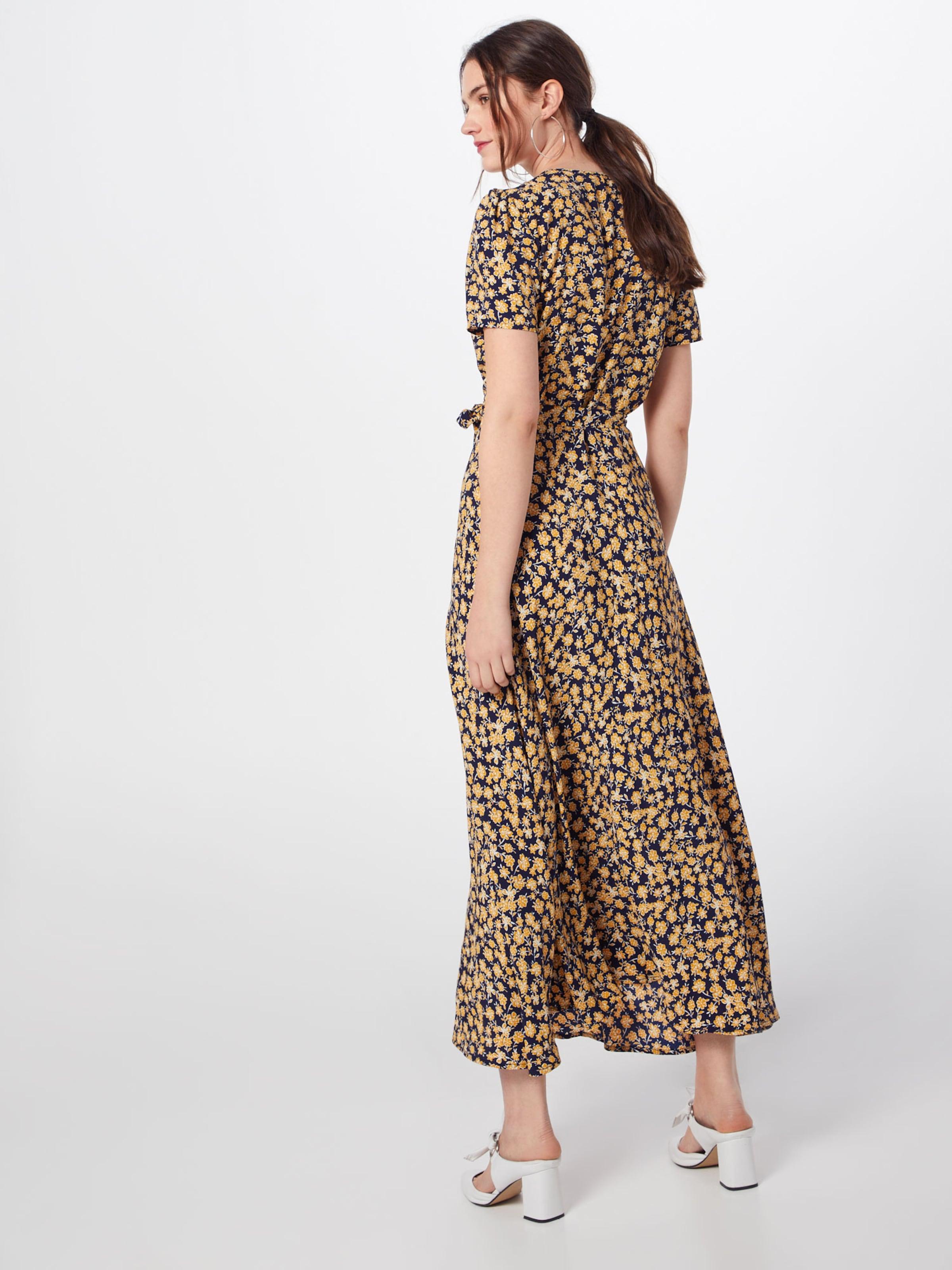 In NavyGelb Minimum Kleid Minimum 'elastica' 6yfYbg7