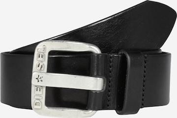 DIESEL Belt 'B-Star' in Black