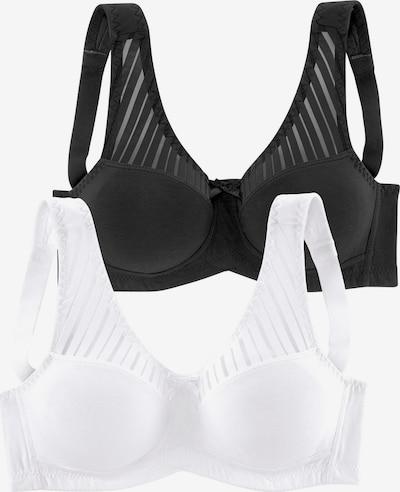 NUANCE BH in de kleur Zwart / Wit, Productweergave
