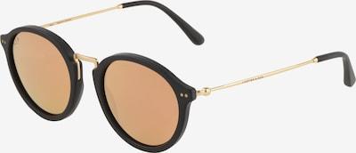 Kapten & Son Sonnenbrille 'Maui' in orangerot / schwarz, Produktansicht
